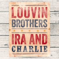 Louvin Brothers - Ira & Charlie