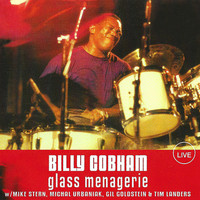 Billy Cobham - Glass Menagerie (Live)