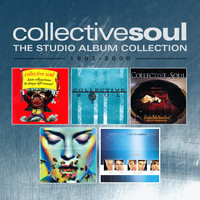 Collective Soul - The Studio Album Collection 1993-2000