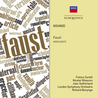 Richard Bonynge - Gounod: Faust - Highlights