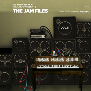 Various Artists - The Jam Files, Vol. 2 (Selected & Mixed By Mousse T.)