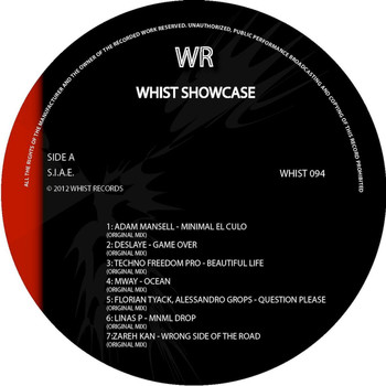 Various Artists - Whist Showcase