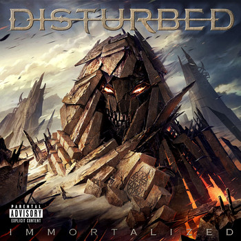 Disturbed - Immortalized (Deluxe Version [Explicit])