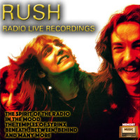 Rush - Radio Live Recordings