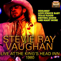 Stevie Ray Vaughan - Live At The King's Head Inn, 1980