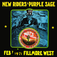 New Riders of The Purple Sage - Live At Fillmore West July 2, 1971 (Live FM Radio Concert In Superb Fidelity - Remastered)