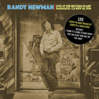 Randy Newman - Live At The Record Plant, Sausalito CA. Nov 10th 1974 (Live FM Radio Concert Remastered In Superb F
