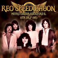 REO Speedwagon - Metro Center, Rockford IL 15-07-83 (Live FM Radio Concert In Superb Fidelity - Remastered)