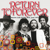 Return To Forever - Live - Electric Lady Studio, NYC, June 1975 (Remastered) [Live FM Radio Broadcast Concert In Superb