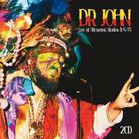 Dr. John - Live at Ultrasonic Studios 11/6/73 (Remastered) [Live FM Radio Broadcast Concert In Superb Fidelity
