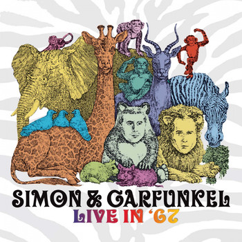 Simon & Garfunkel - Live in '67 - Nov 1967 Syracuse University, Syracuse, NY (Remastered) [Live FM Radio Broadcast Conc