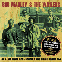 Bob Marley & The Wailers - Live At The Record Plant, CA 31 Oct 1973 (Live FM Radio Broadcast Concert In Superb Fidelity - Rema
