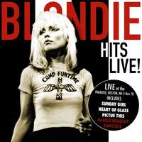 Blondie - Hits Live! - Paradise, Boston, MA. 4 Nov 78 (Remastered) [Live FM Radio Broadcast In Superb Fidelit