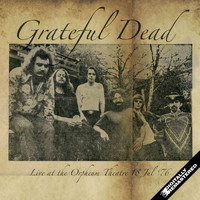 Grateful Dead - Live at the Orpheum Theatre. 18th July 1976 (Remastered) [Live FM Radio Broadcast Concert In Superb