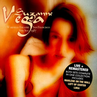 Suzanne Vega - Live At Warfield Theatre, San Francisco 6 Aug 87 - Both sets (Remastered) [Live FM Radio Broadcast