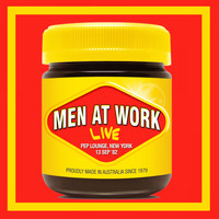Men At Work - Live at the Pep Lounge, New York. 13th Sep '82 (Remastered) [Live FM Radio Broadcast Concert In Sup