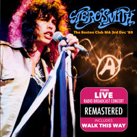 Aerosmith - Live at The Boston Club MA Dec 3rd 1980 - Remastered (Remastered) [Live FM Radio Broadcast Concert