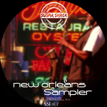 Various Artists - New Orleans Sampler