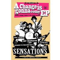 The Sensations - A Change Is Gonna Come EP