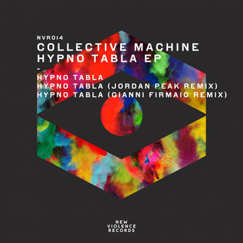 Collective Machine - Hypno Tabla EP