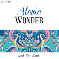 Stevie Wonder - Don't You Know