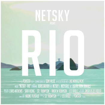 Netsky feat. Digital Farm Animals - Rio (Remixes)