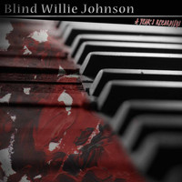 Blind Willie Johnson - A Year's Recordings