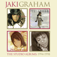 Jaki Graham - The Studio Albums: 1994-1998