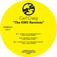 Carl Craig - The KMS Remixes Vol. 2