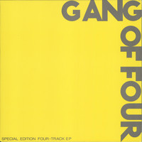 Gang Of Four - Gang Of Four (Yellow EP)