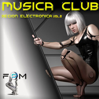Jordan Rivera - Musica Club - Secion Electronica, Vol. 2