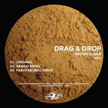 Drag & Drop - Brown Sugar