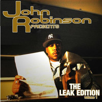 John Robinson - The Leak Edition, Vol. 1