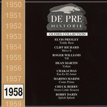 Various Artists - De Pre Historie Oldies Collection 1958