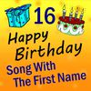 Song with the First Name, Vol. 16  Happy Birthday