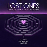 Carlos Martins & Wolfe feat. Eric Brenner - Lost Ones