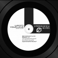 Luis Pitti - Your Love