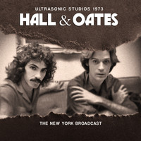 Hall & Oates - Ultrasonic Studios 1973 (Live)