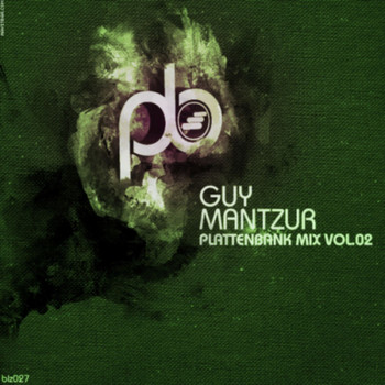 Guy Mantzur - Guy Mantzur's Plattenbank Compilation Vol.2