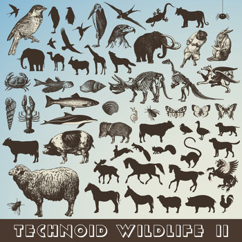 Various Artists - Technoid Wildlife II