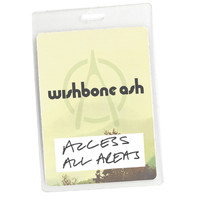 Wishbone Ash - Access All Areas - Wishbone Ash Live (Audio Version)