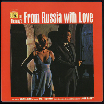 John Barry - James Bond Soundtrack: From Russia With Love