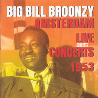 Big Bill Broonzy - Amsterdam Concerts 1953