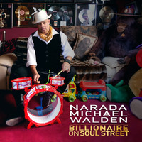 Narada Michael Walden - Billionaire On Soul Street - Single
