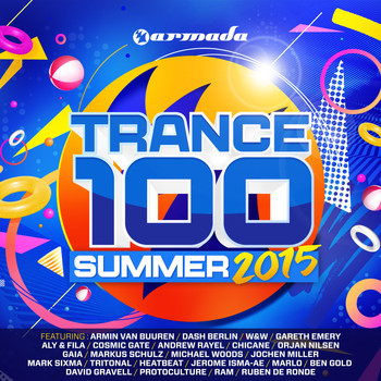 Various Artists - Trance 100 - Summer 2015
