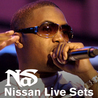 Nas - Nissan Live Sets On Yahoo! Music