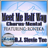 D.J. Stevie Tee - Meet Me Half Way (Chorus-Mental) [feat. Roneka]