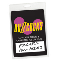 Buzzcocks - Access All Areas - Buzzcocks Live Town & Country Club 1992 (Audio Version) (Explicit)