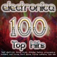 Man Machine - Electronica 100 Top Hits - Best Electronic Dance, Dubstep, Techno, Progressive, Ambient, Acid House, Hard Dance, Trance Anthems
