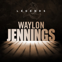Waylon Jennings - Legends - Waylon Jennings